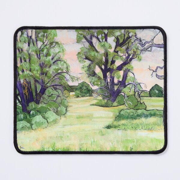 Standing Together In Harmony Mouse Pad
