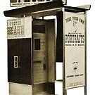 Model 12 Photobooth by kayve