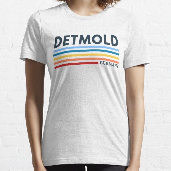 Detmold Deutschland Essential T-Shirt