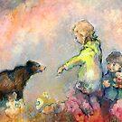 Making friends by Lorenzo Castello