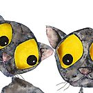 CATS by Hares & Critters