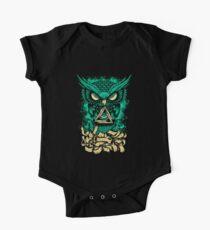 Satanic Green Dreambridge Kids Clothes