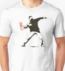 Banksy w/ Plumbus T-Shirt