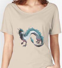 Haku (Dragon) - Spirited Away Women's Relaxed Fit T-Shirt