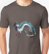 Haku (Dragon) - Spirited Away T-Shirt