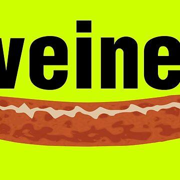 weiner (w. sausage) by GsusChrist