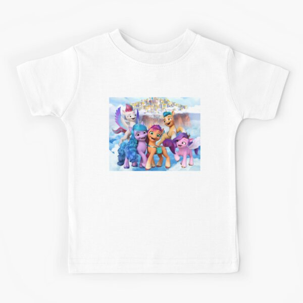 My Little Pony - A new generation - flying high Kids T-Shirt