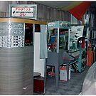 Old Arcade by kayve