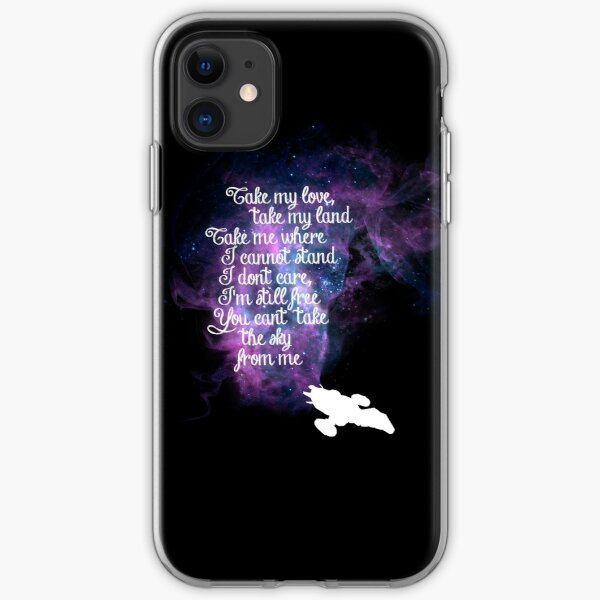 Firefly theme (The Ballad of Serenity) iPhone Soft Case