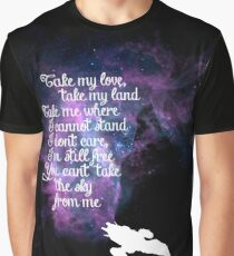 Firefly theme (The Ballad of Serenity) Graphic T-Shirt