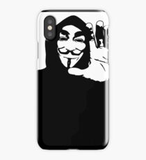 Anon iPhone Case/Skin