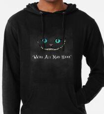 Cheshire-Katze Leichter Hoodie