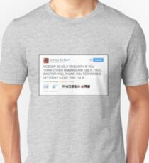 Lil B 'The BasedGod' Tweet Unisex T-Shirt