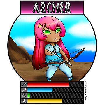 Class: Archer by magience