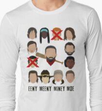 Negan - Eeny Many Moe T-Shirt