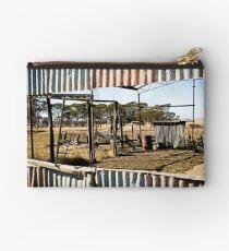 Metal Landscape Studio Pouch