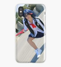 Ryuko iPhone Case