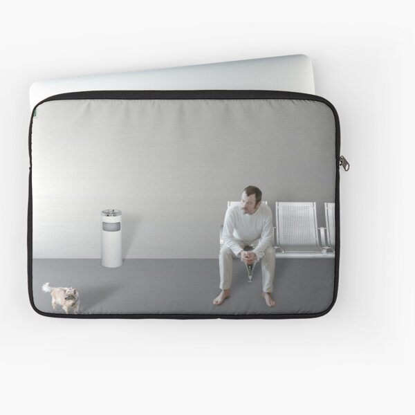 The Waiting-Room Laptop Sleeve