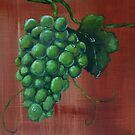 Soon to be wine by Anne Guimond