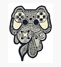 Games Console Photographic Print