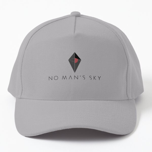 No Man's Sky Logo Baseball Cap