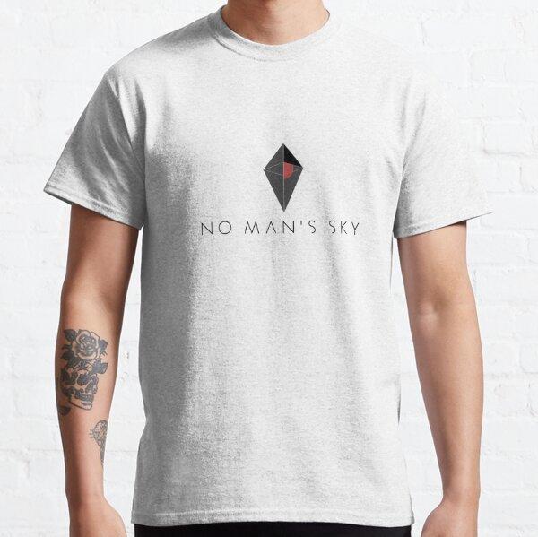 No Man's Sky Logo Classic T-Shirt