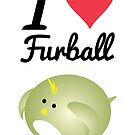 """Furball - """"I love Wing"""" Collection by LorielDesign"""