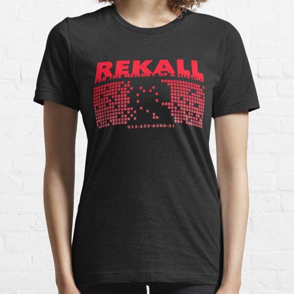 Rekall T-Shirt Essential T-Shirt