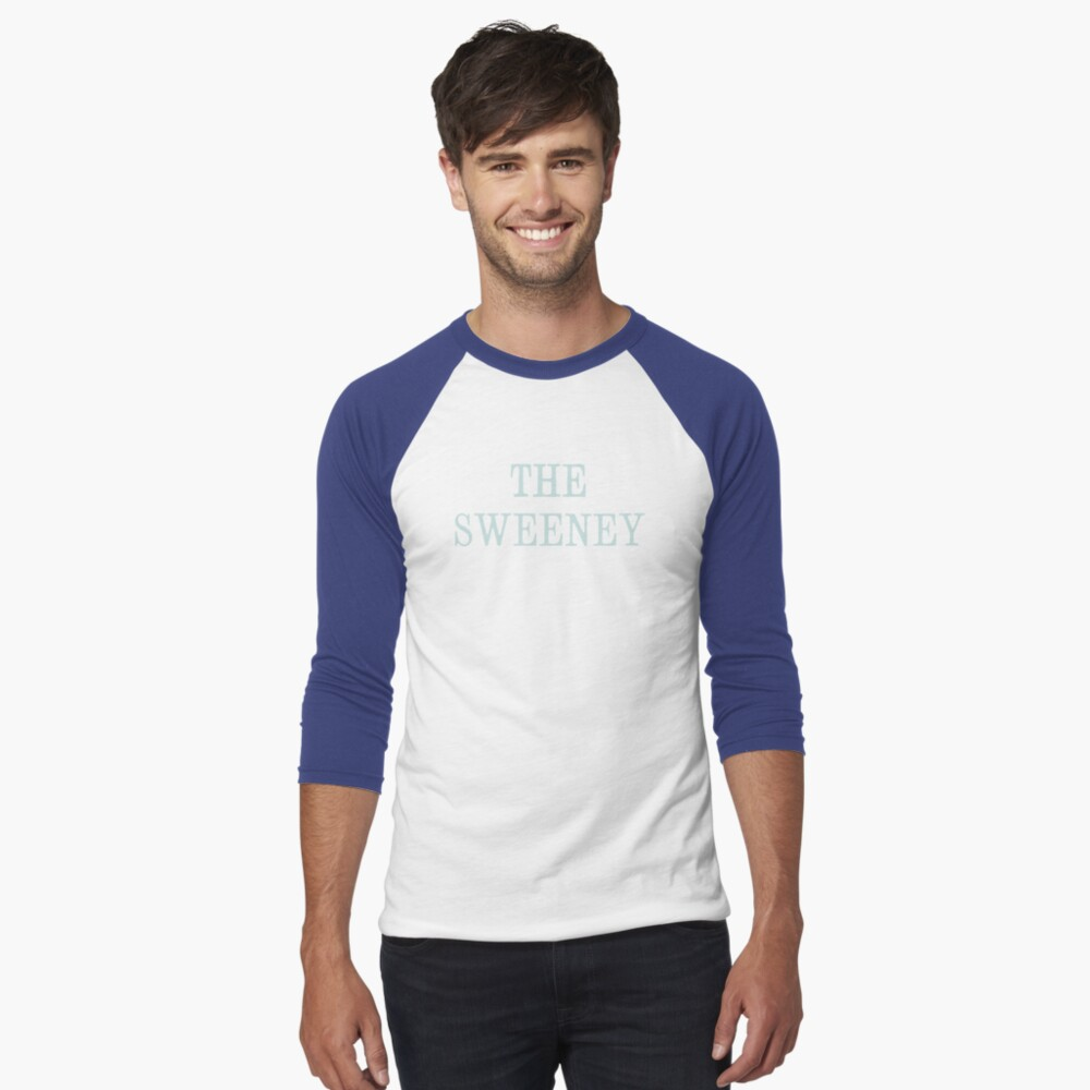"INSPIRED BY THE SWEENEY /""YOU/'RE NICKED/"" LADIES SKINNY FIT T-SHIRT"