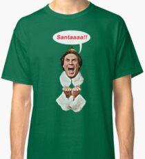 Santaaa!! Classic T-Shirt