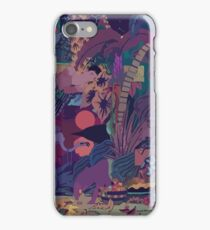 GLASS ANIMALS // ZABA iPhone Case/Skin