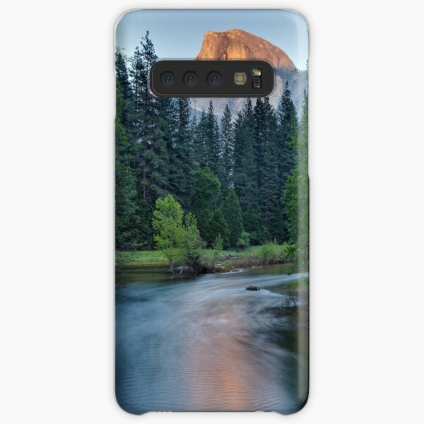 Half Dome Sunset - HDR Samsung Galaxy Snap Case