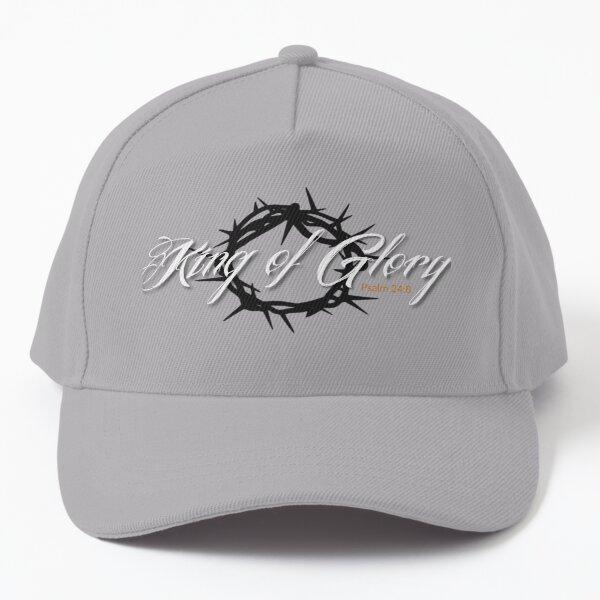 King of Glory - Psalm 24:8 Baseball Cap