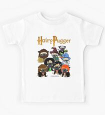 Hairy Pugger Kids Clothes