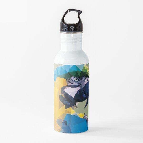 Beauty bird is the Parrot gift Water Bottle