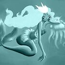« Blue Mermaid » par Zosmala