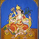 Sri RajaRajeshwari Devi, Mysore Traditional style by bharath