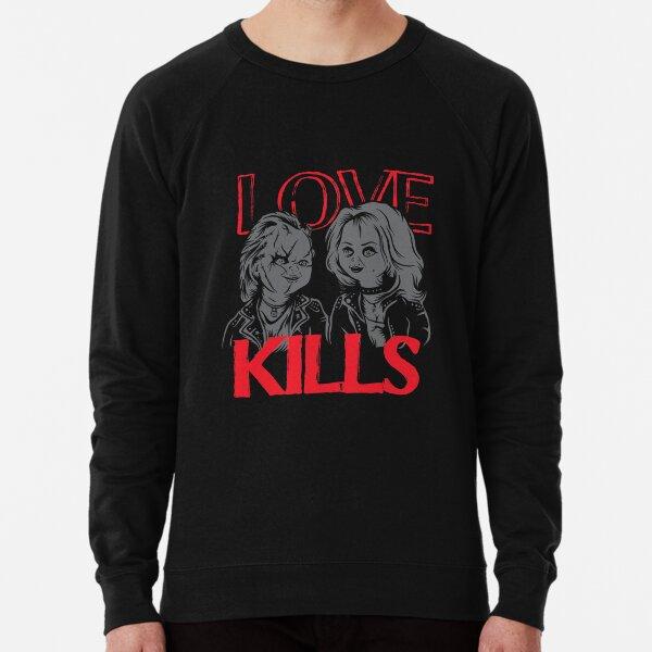 Love Kills Lightweight Sweatshirt