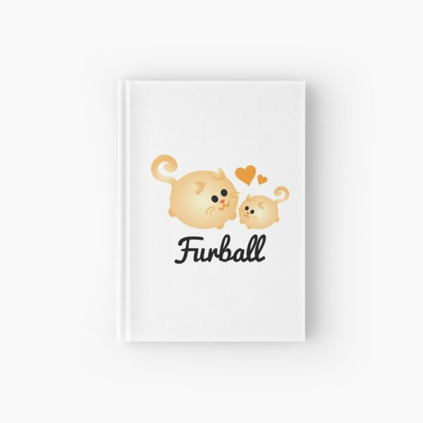 Furball - Purr Collection Hardcover Journal
