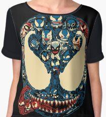 Marvelous Lil Symbiotes Chiffon Top