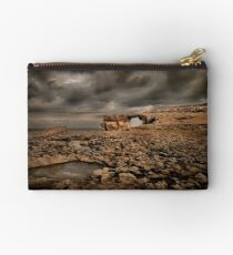 Azzure Window Before the Storm Studio Pouch