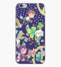 Dangan ronpa chibi phone case iPhone Case