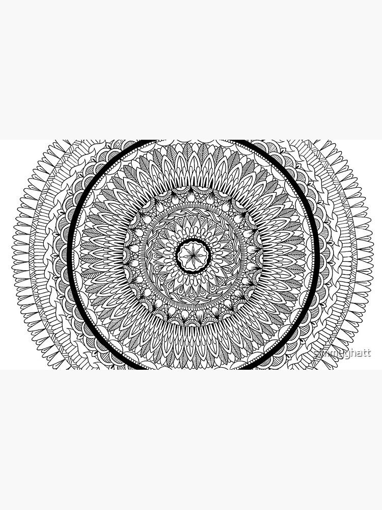 Synergy Mandala - SimmyGhatt by simmyghatt