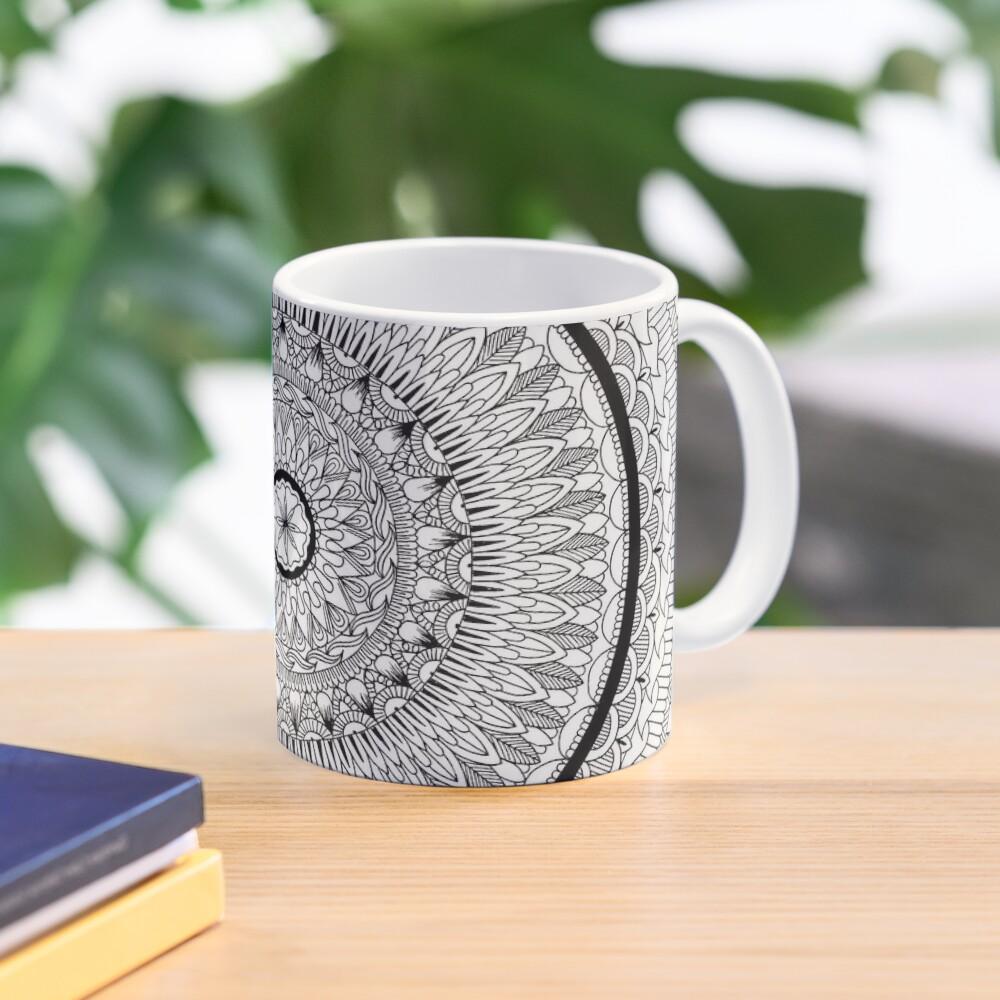 Synergy Mandala - SimmyGhatt Mug