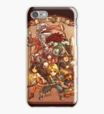 FFIX - Tribute iPhone Case/Skin