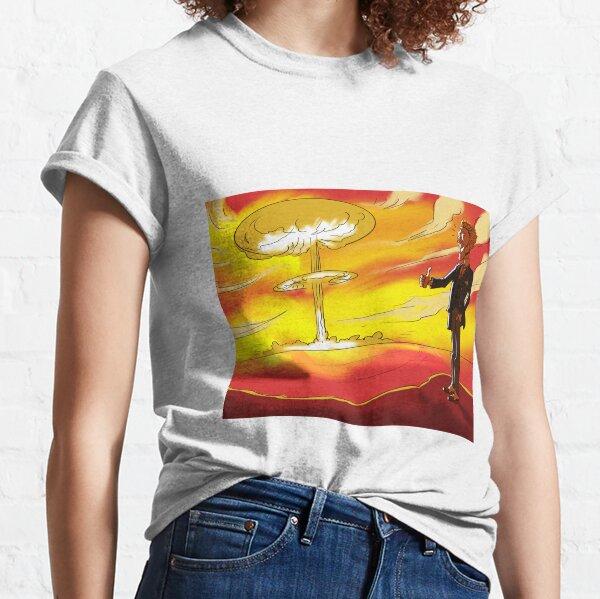 Positive Pete Blacksmith Classic T-Shirt
