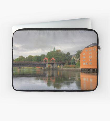 Trondheim - Gamle Bybro Laptop Sleeve