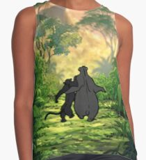 The Jungle Book Contrast Tank