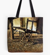 Paint Your Wagon Tote Bag