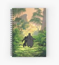The Jungle Book Spiral Notebook